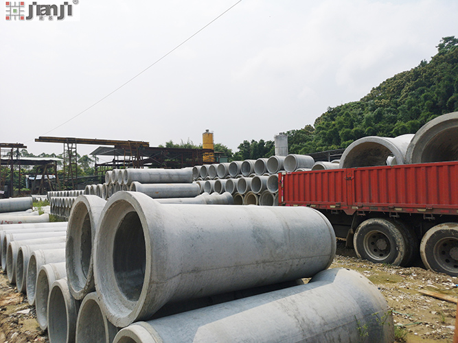 广州黄埔大口径水泥管